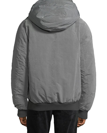 Down-Filled Water-Resistant Jacket