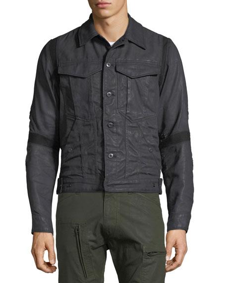 Motac 3D Ribbed Panel Jacket