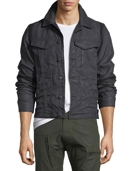 G-Star Motac 3D Ribbed Panel Jacket