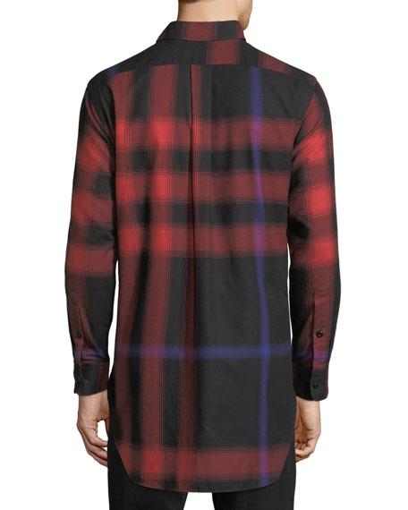 Salwick Long Flannel Shirt