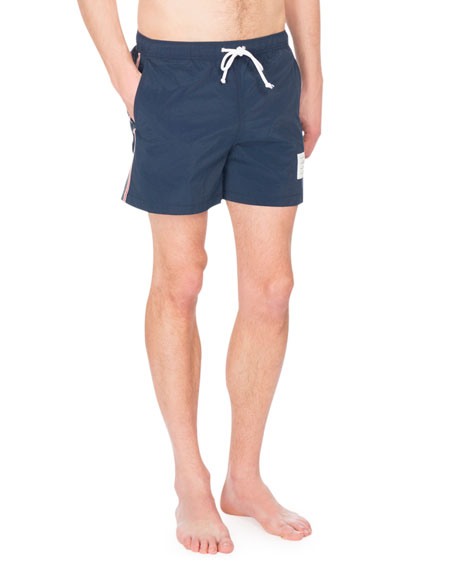 Thom Browne Classic Swim Trunks