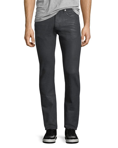Mr. 87 Coated Slim-Fit Jeans