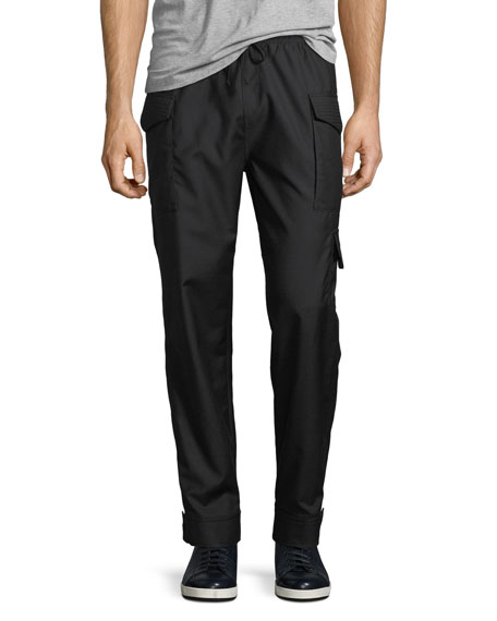 Ovadia & Sons Tribeca Lightweight Wool Pants