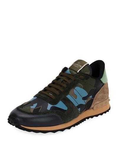 Rockrunner Camu Trainer Sneaker