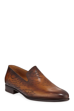 Men's Loafers & Slip On Shoes at Neiman Marcus