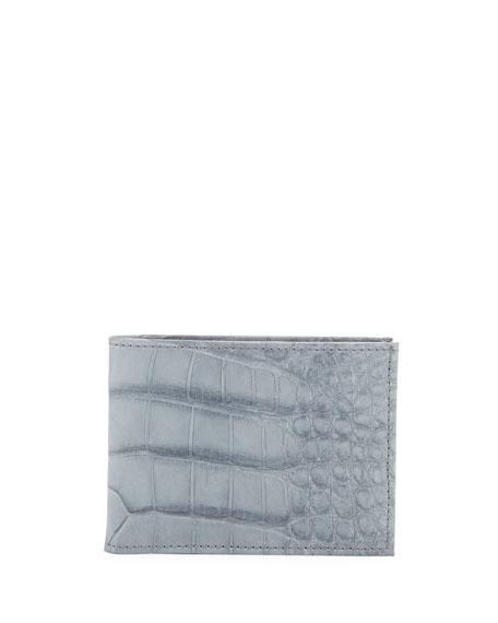 Alligator Flip Card Case