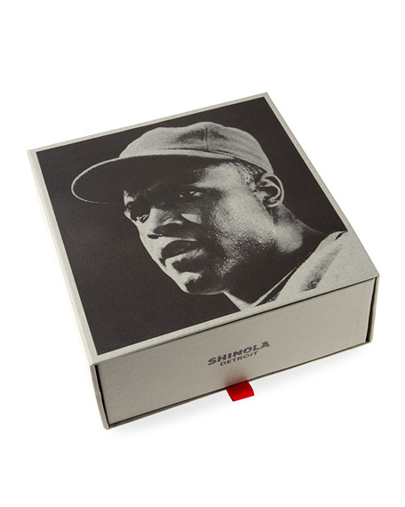 Great Americans Series: The Jackie Robinson Limited Edition Bedrock 42mm Watch