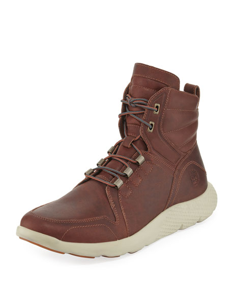 Timberland Limited Edition FlyRoam Leather Sport Hiker Boot,