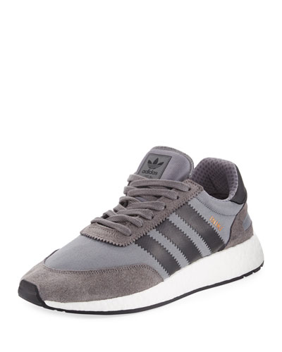 Adidas Men's Iniki Running Shoe, Gray