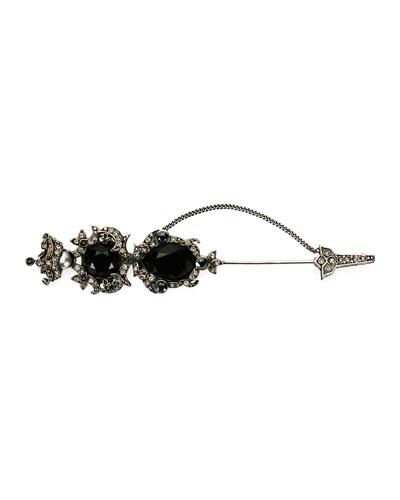 Jewel House Lapel Pin