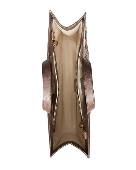 Gucci Courier Soft GG Supreme Tote Bag