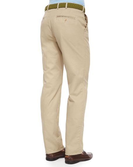 Raleigh Washed Twill Pants