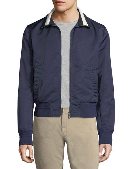 Bally Nylon Track Jacket