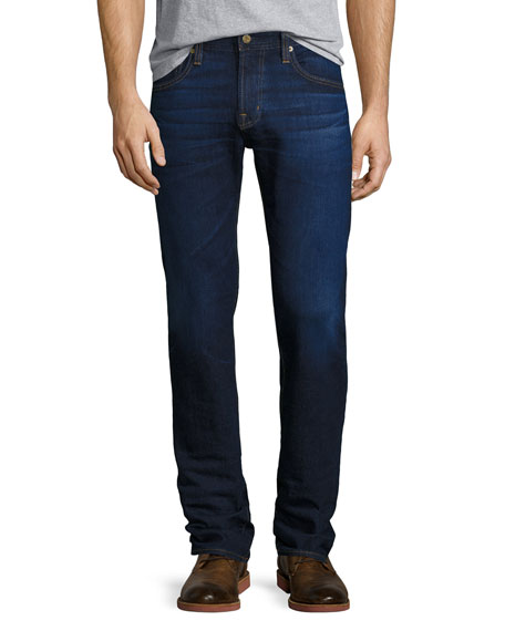 Image 1 of 3: AG Adriano Goldschmied Matchbox 5-Year Outcome Denim Jeans
