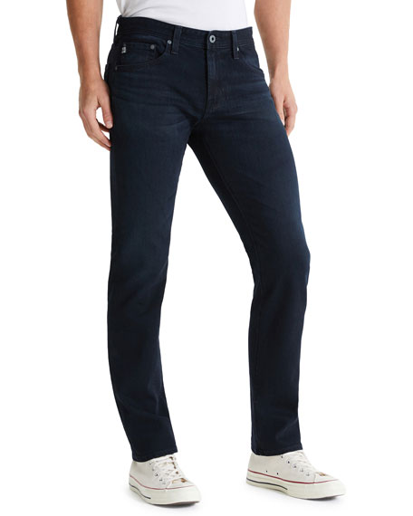 AG Graduate Bundled Denim Jeans