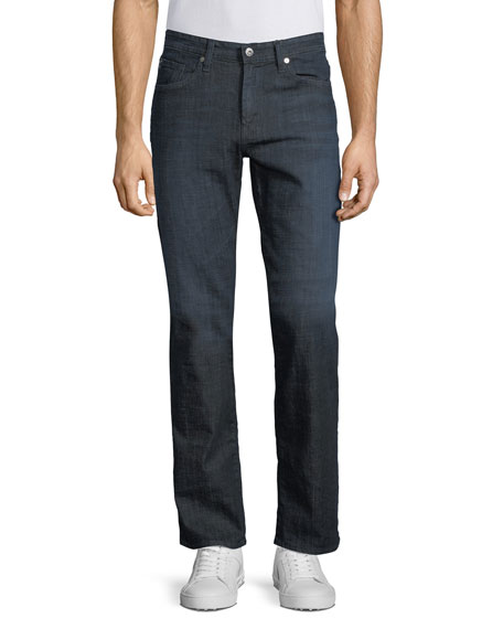 AG Adriano Goldschmied Protege Ser Straight-Leg Jeans