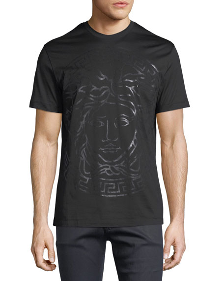 Medusa Head Cotton T-Shirt