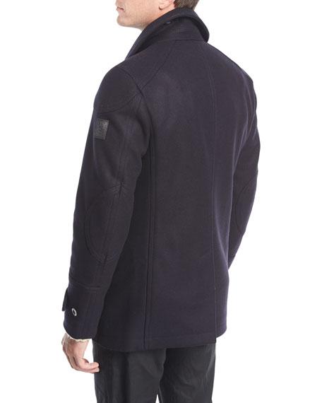 Ashburn Classic Pea Coat