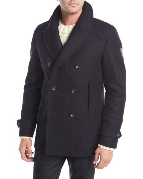 Belstaff Ashburn Classic Pea Coat