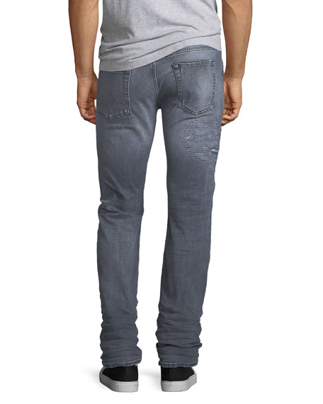 Gya Regular-Fit Distressed Jeans
