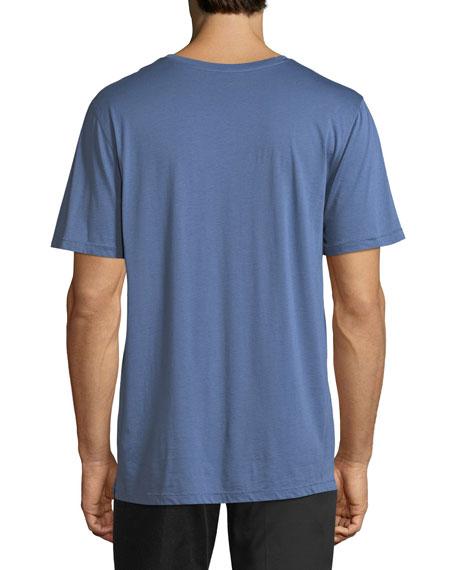 Pima Cotton Crewneck T-Shirt