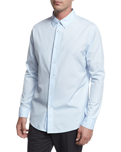 Reverse-Placket Shirt