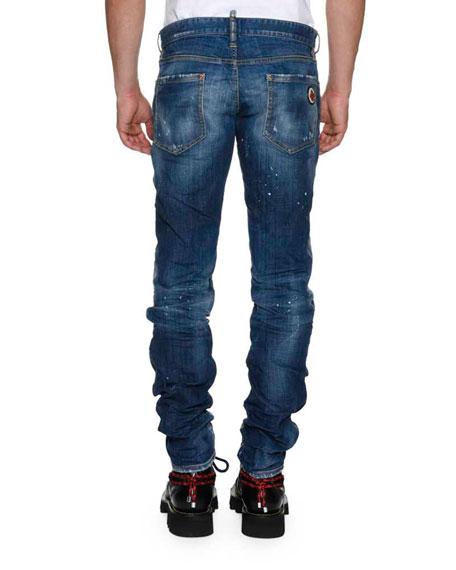 Slim-Fit Canadian Wash Jeans