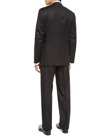 5ea49286022 Canali Wool Two-Piece Tuxedo Suit | Neiman Marcus