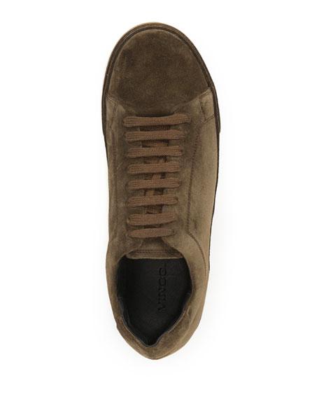 Noble Sport Suede Low-Top Sneaker