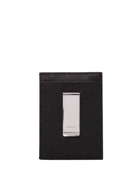 Taclipo Leather Business Card Holder