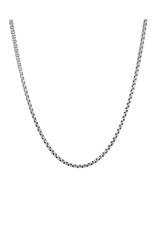 David Yurman Men's Small Box Chain, 20""