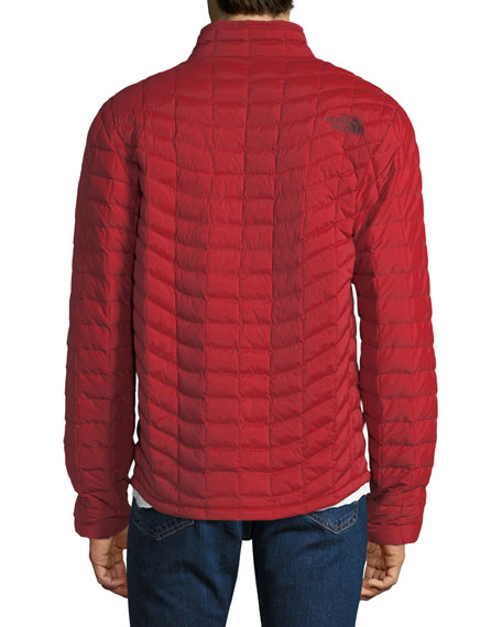 Stretch ThermoBall Jacket, Cardinal Red