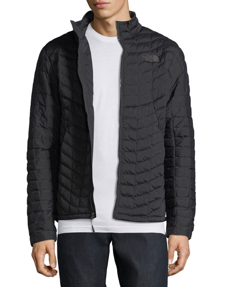 Stretch ThermoBall Jacket, Black