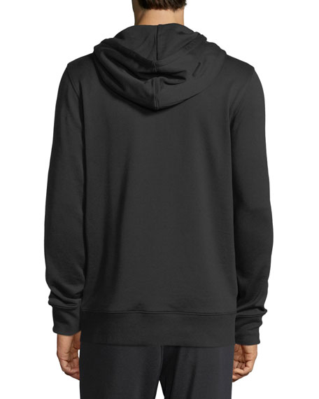 Classic Cotton French Terry Logo Hoodie