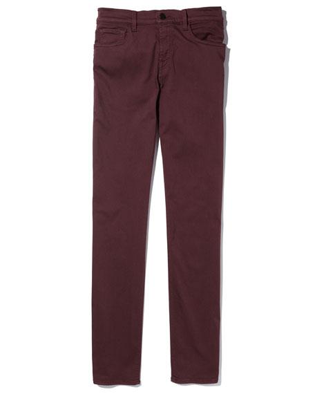 Men's Luxe Sport: Slimmy 5-Pocket Pants