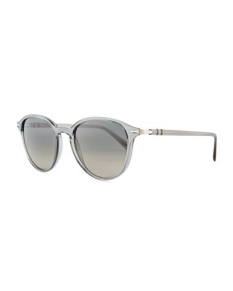 Persol PO3169 Gradient Round Sunglasses