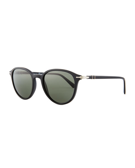 Persol PO3169 Polarized Round Sunglasses