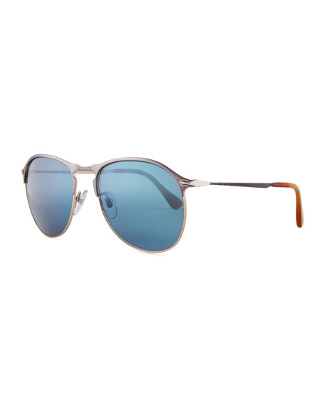 Persol PO649S Aviator Sunglasses
