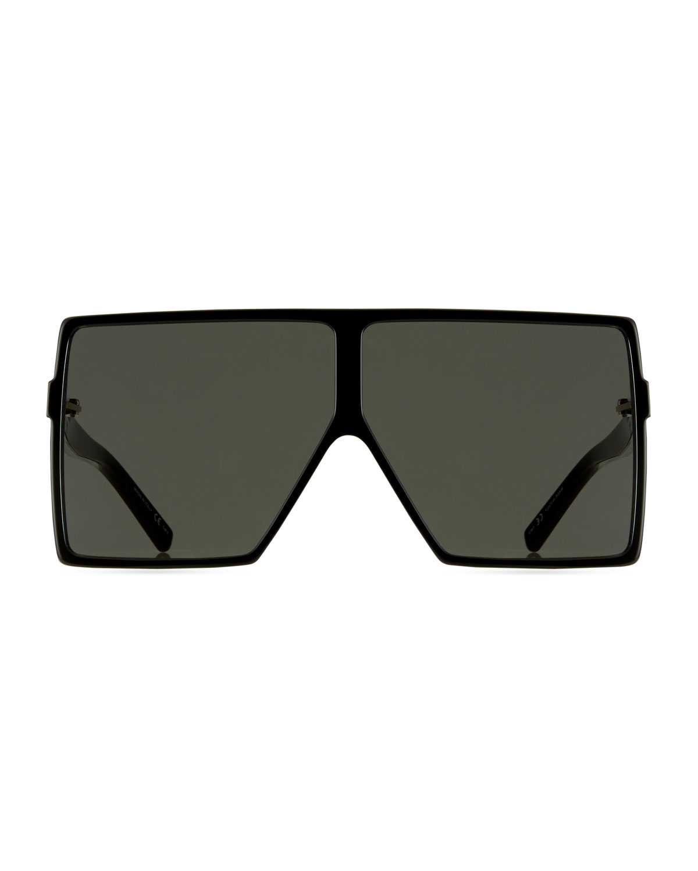 Betty flat-top acetate sunglasses Saint Laurent togip40h