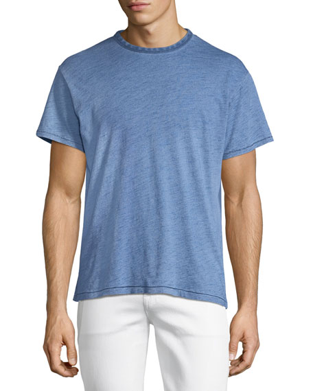 Rag & Bone Washed Crewneck T-Shirt