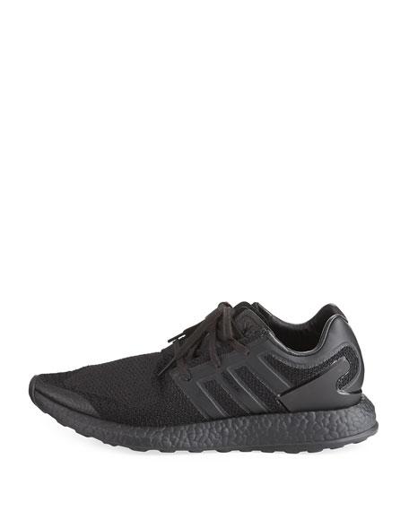 Men's Pure Boost Mesh Sneaker, Black