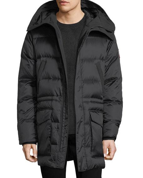 Silverthorne Hooded Parka Coat
