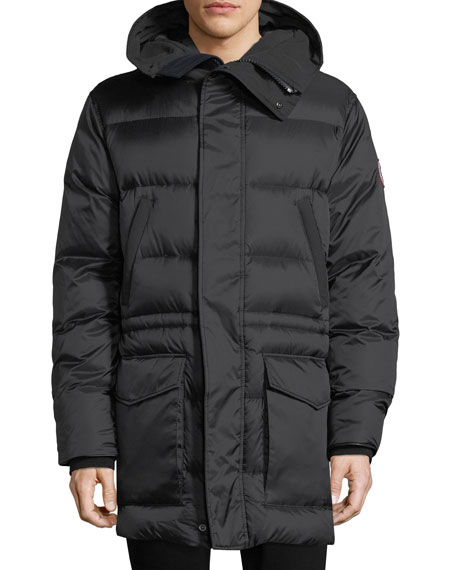 Canada Goose Silverthorne Hooded Parka Coat