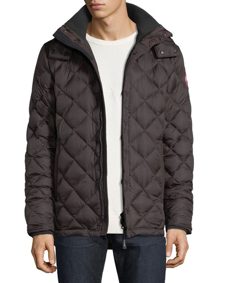 Image 1 of 3: Hendriksen Diamond-Quilted Coat