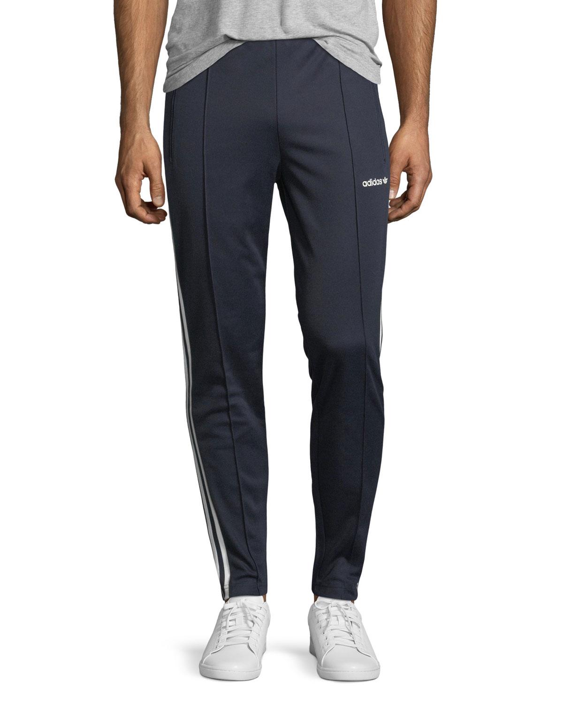 047f62ffd412 Adidas Originals Beckenbauer Open-Hem Track Pants