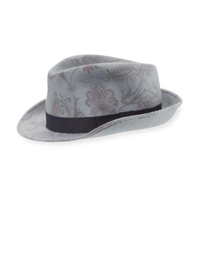 PAISLEY HAT