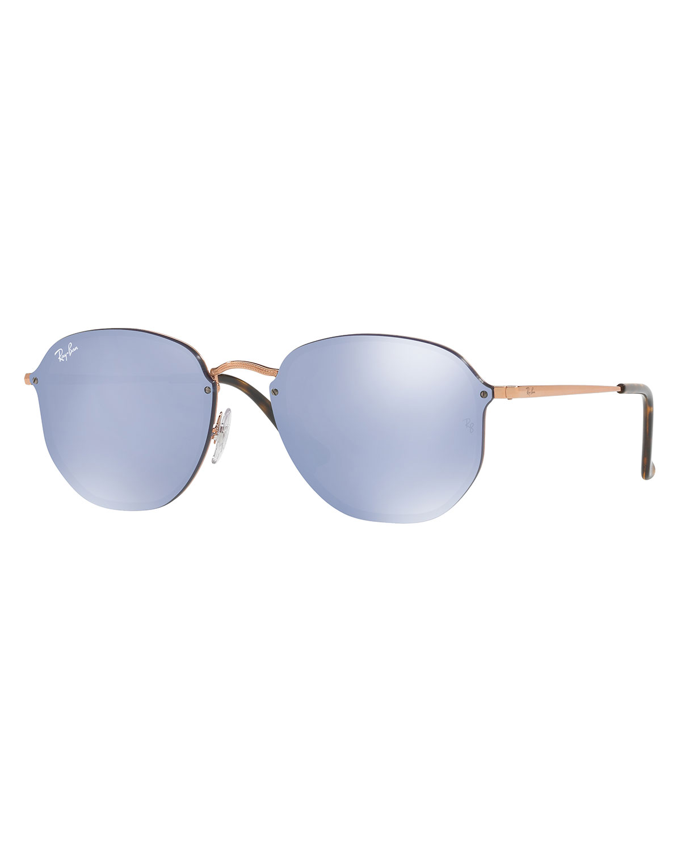 111dc5abbc Ray-Ban Blaze Hexagonal Sunglasses