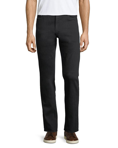 Michael Kors Parker Selvedge Denim Slim-Straight Jeans