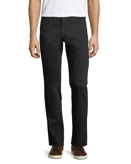 Michael Kors Parker Selvedge Denim Slim-Straight Jeans