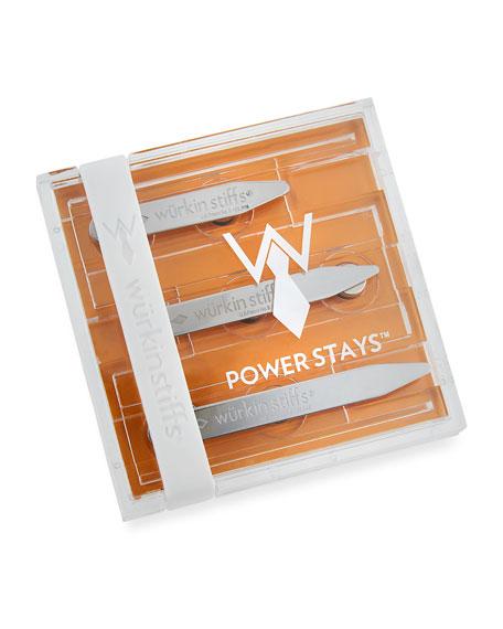 Wurkin Stiffs Magnetic Multi-Size Collar Stay, 3 Piece